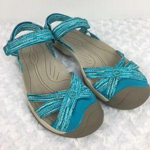 Keen Aqua Velcro Water Sport Sandals